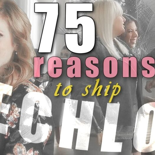 75 Reasons to ship BECHLOE (non-canon)