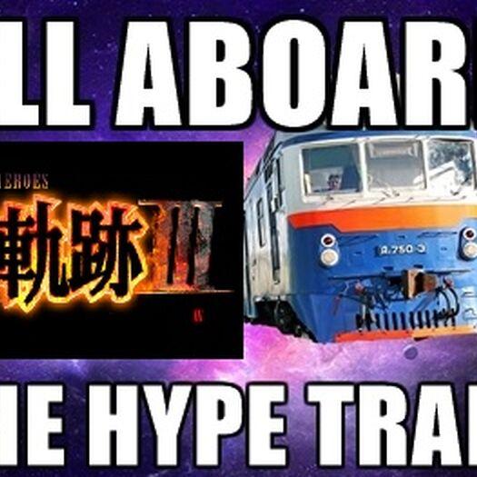 Sen III Hype Train: January