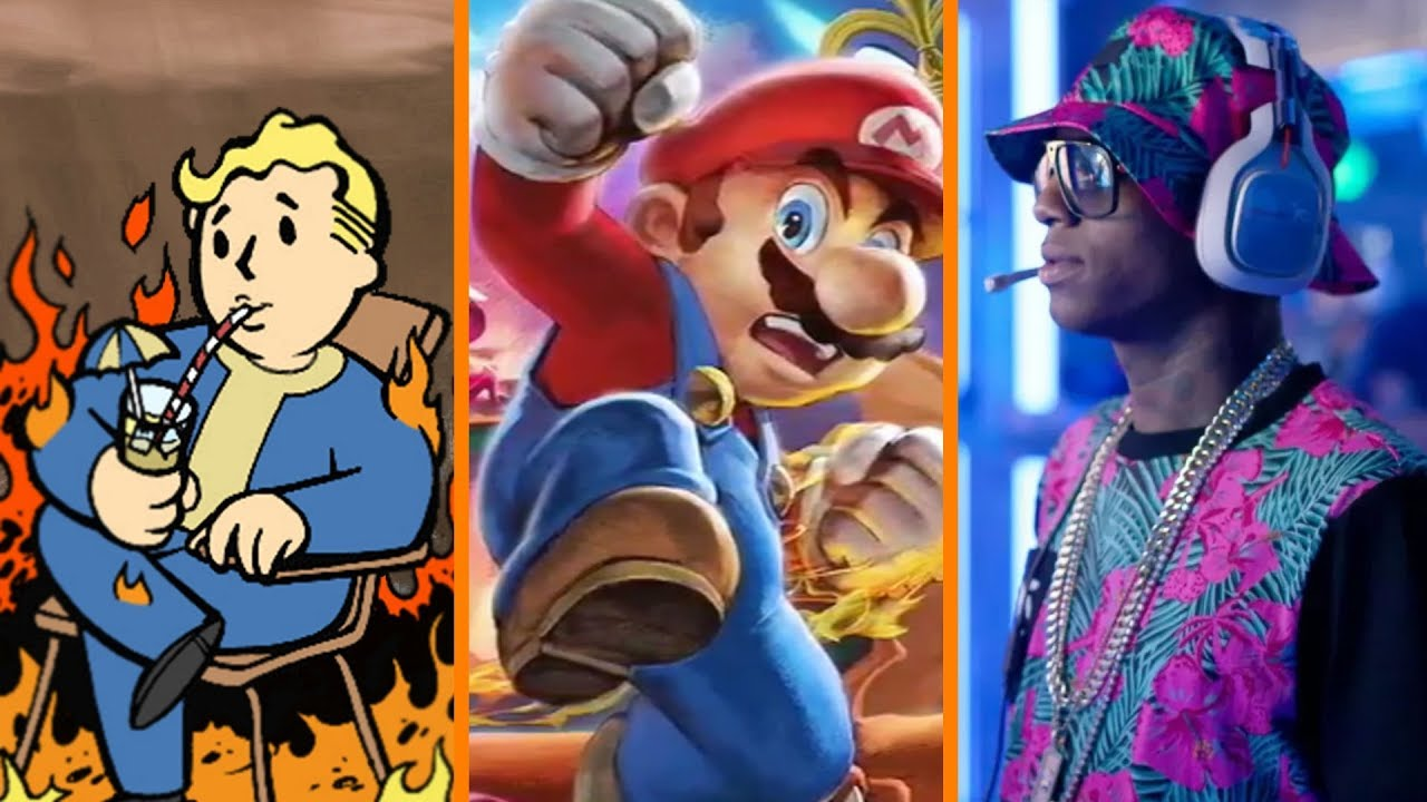 Big Bethesda Privacy Breach! + Smash Ultimate Is It Good? + Soulja Boy Selling Game Consoles