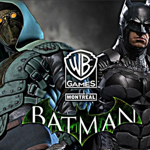 New Batman Arkham Game TEASED by WB Montreal?!