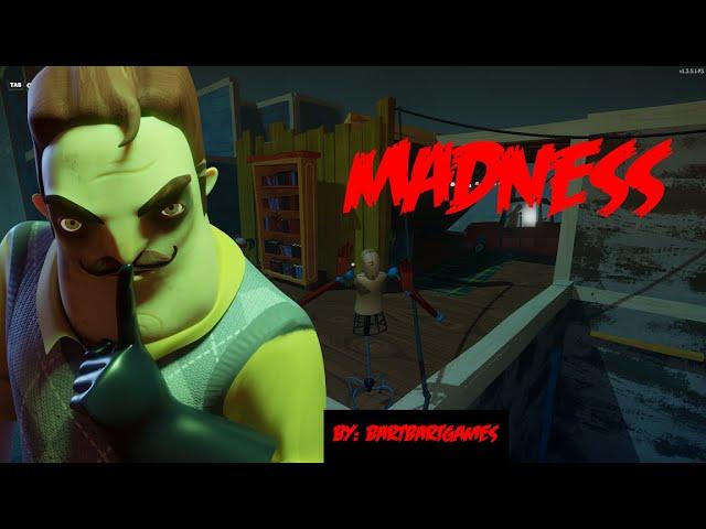 Madness OUT NOW  Secret Neighbor Map