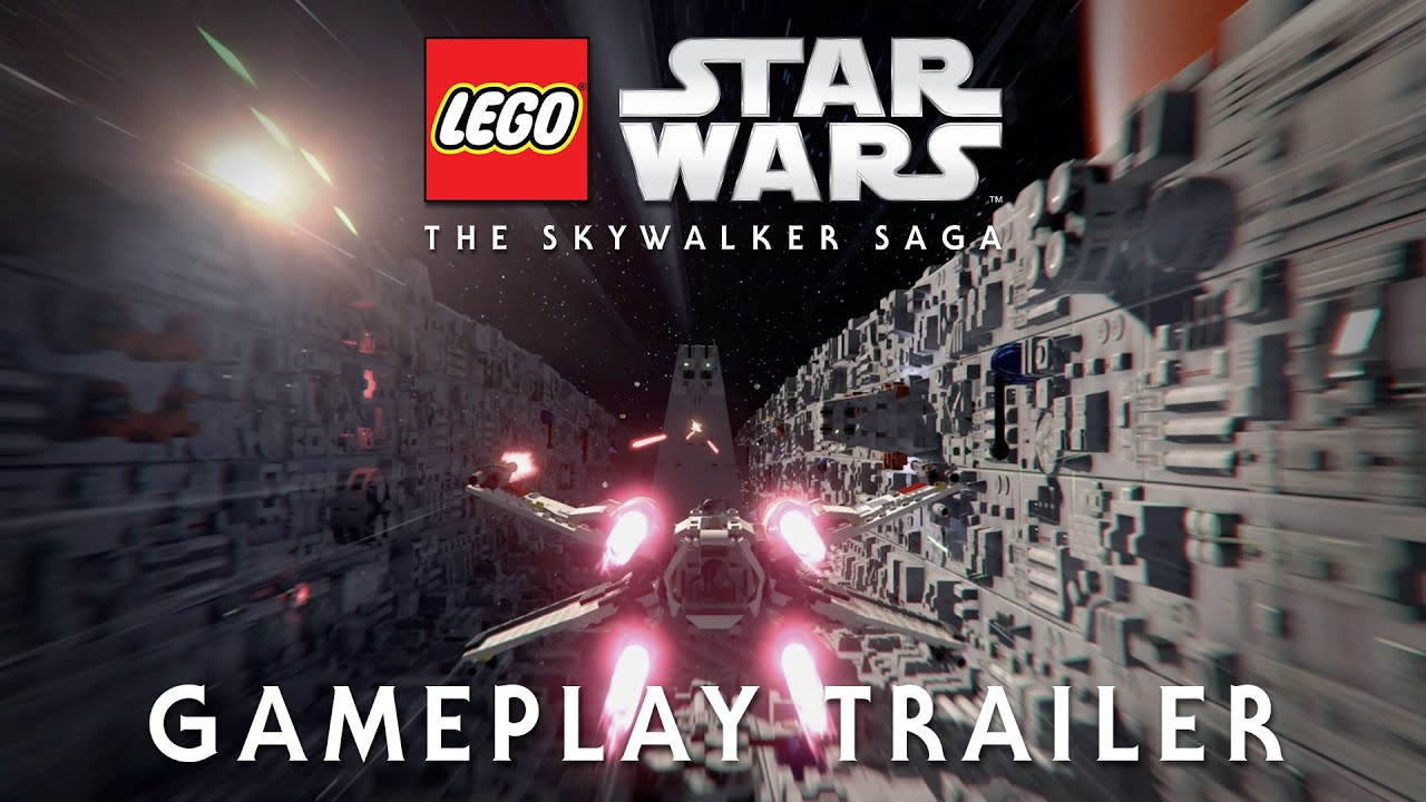 LEGO® Star Wars™: The Skywalker Saga – Gameplay Trailer