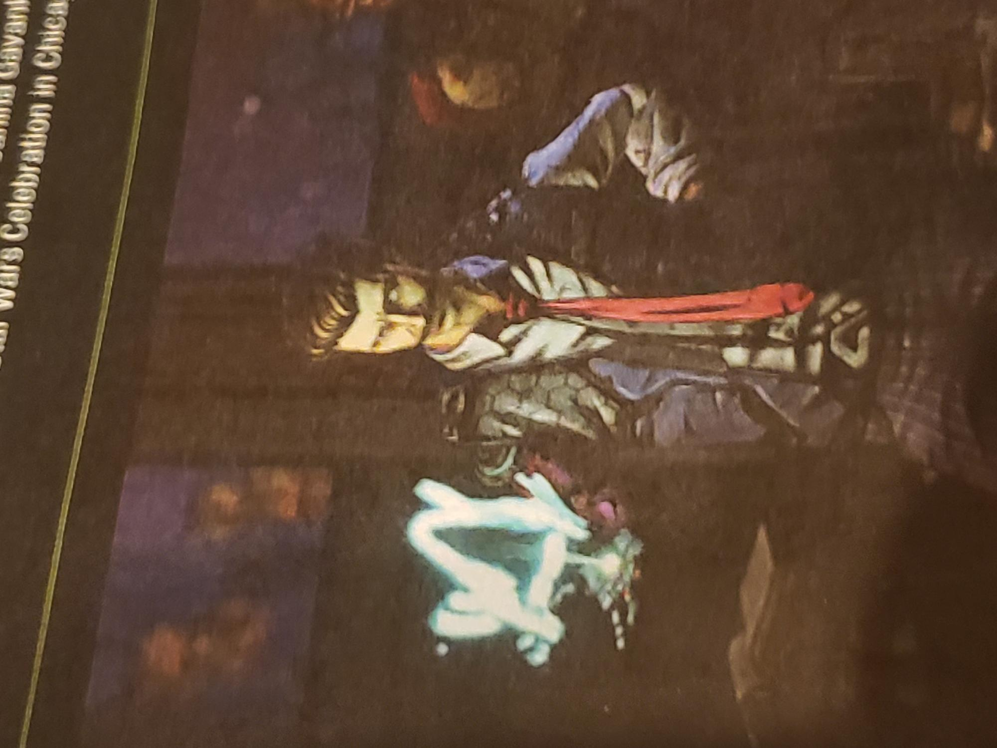 Talking about something special in borderlands 3 in the game informer.