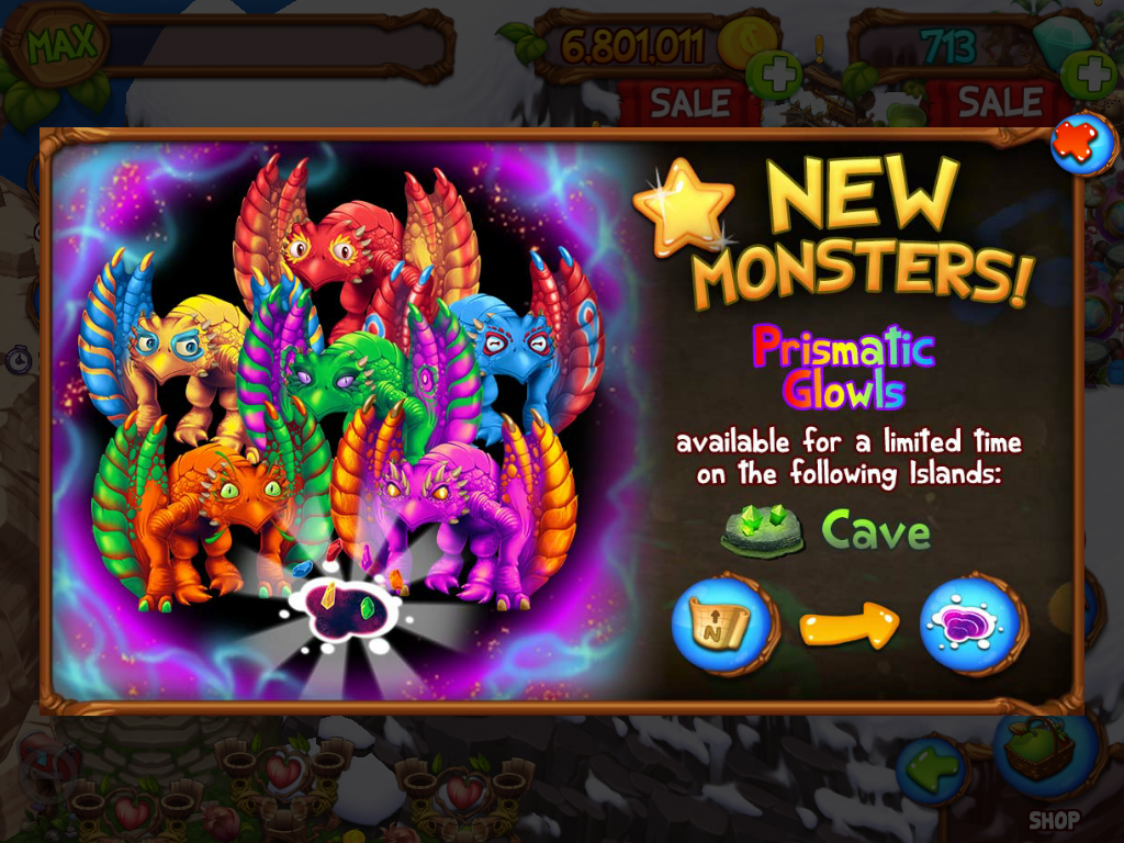 Why did I spend more than 150 diamonds trying to breed a rare glowl?