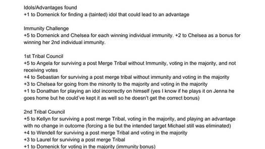 Survivor Ghost Island Fantasy Episode 11