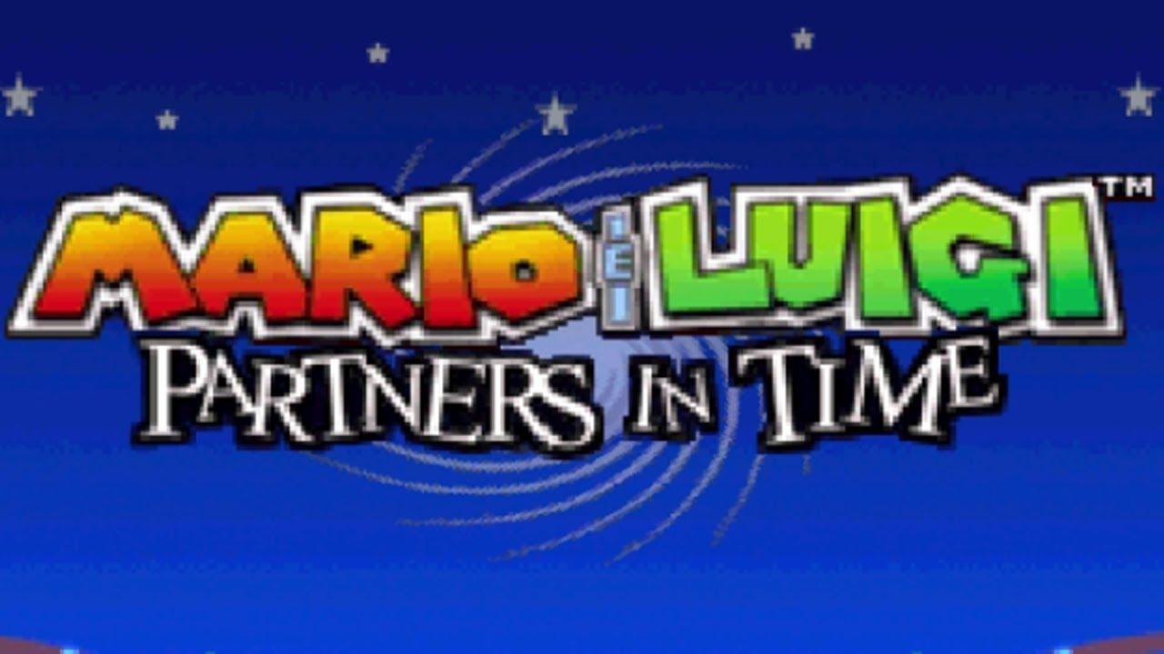 Mario & Luigi: Partners in Time - Complete Walkthrough (Full Game)