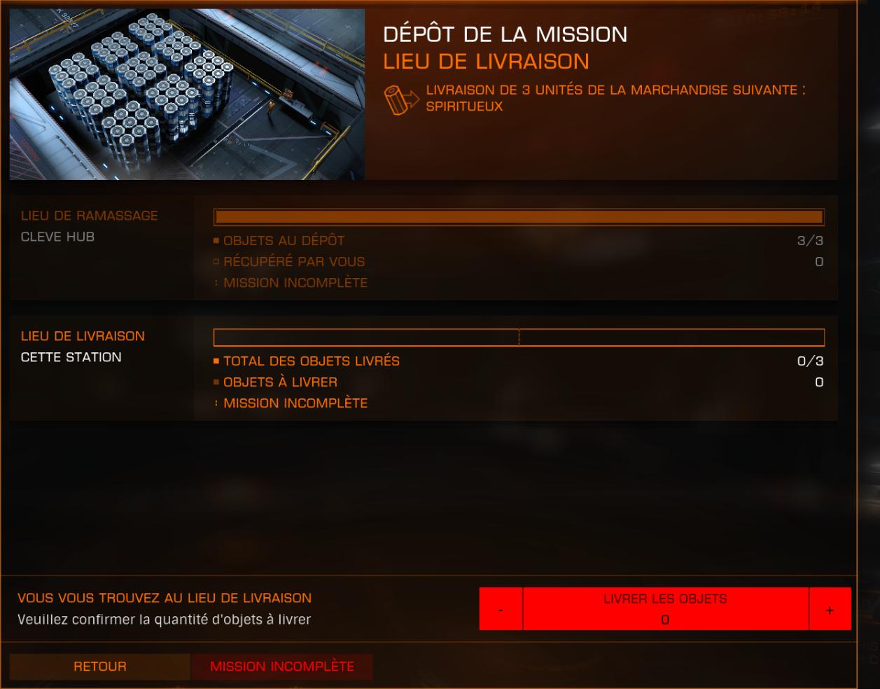 Beginner mission issue