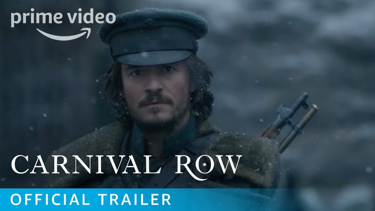 Carnival Row Season 1 - Official Trailer | Prime Video