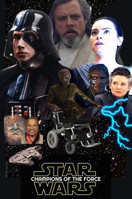 New Poster of TROS Leaked