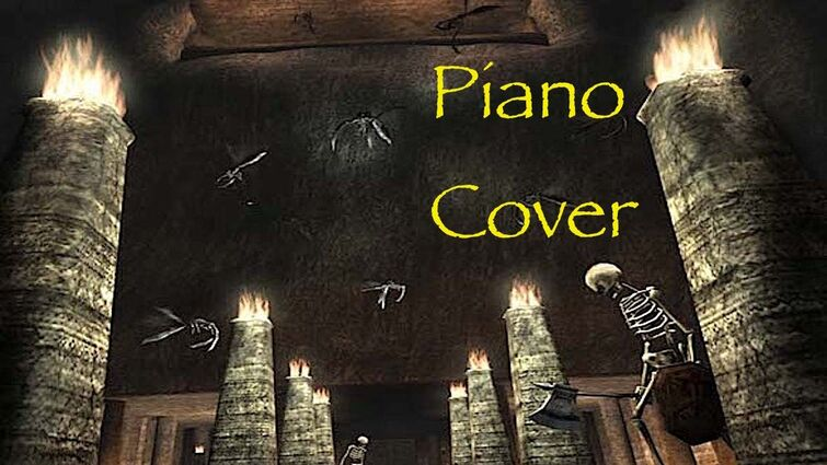 King's Field IV - Dark Reality Piano Cover