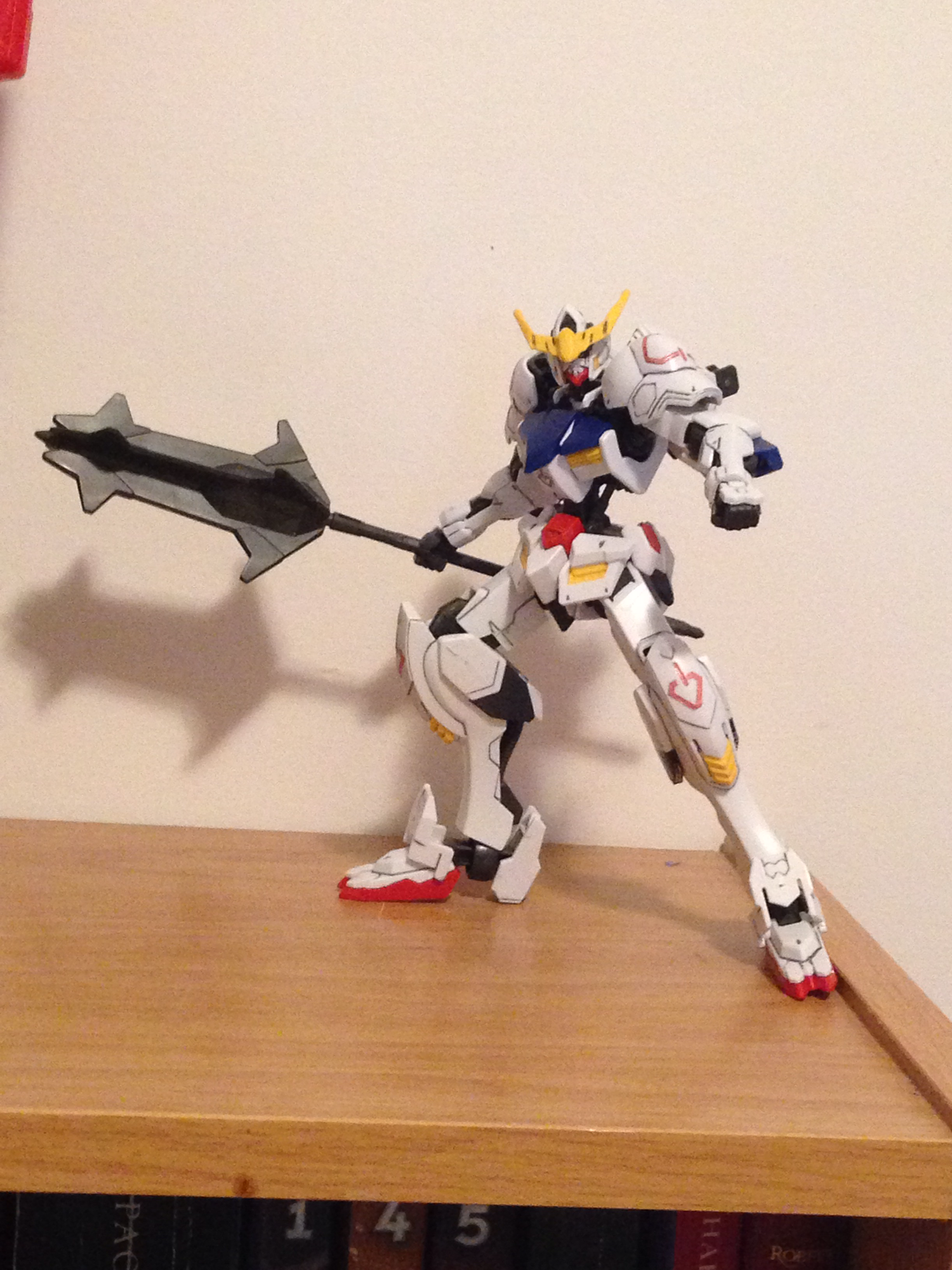 First Gunpla build!