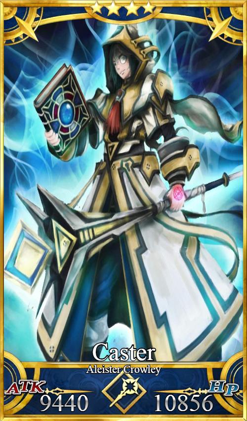 Aleister Crowley( Yu-gi-oh! X Fate GO)