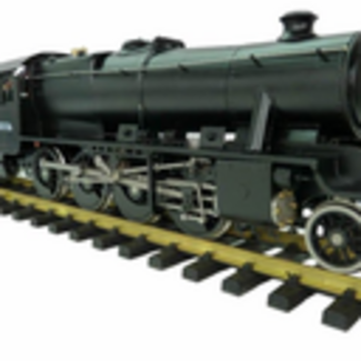 Model Railroad Trains