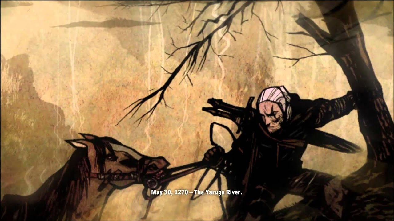The Witcher 2 - Geralt's Flashbacks