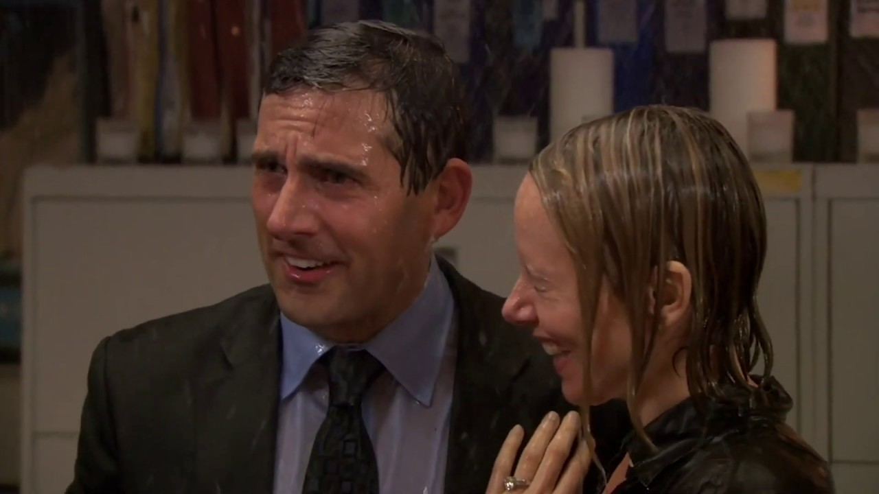 Michael and Holly - An Office Love Story