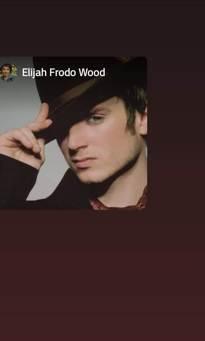 Elijah Wood.