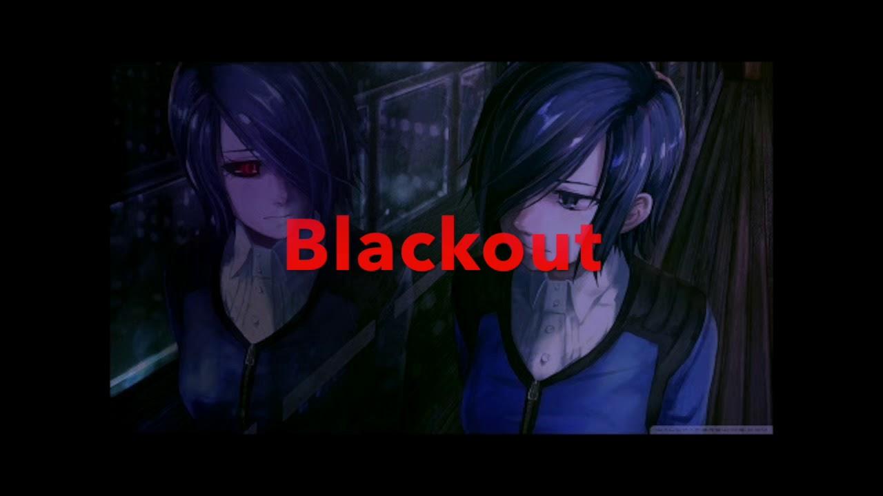 Blackout - Shuu Tsukiyama (Tokyo Ghoul)