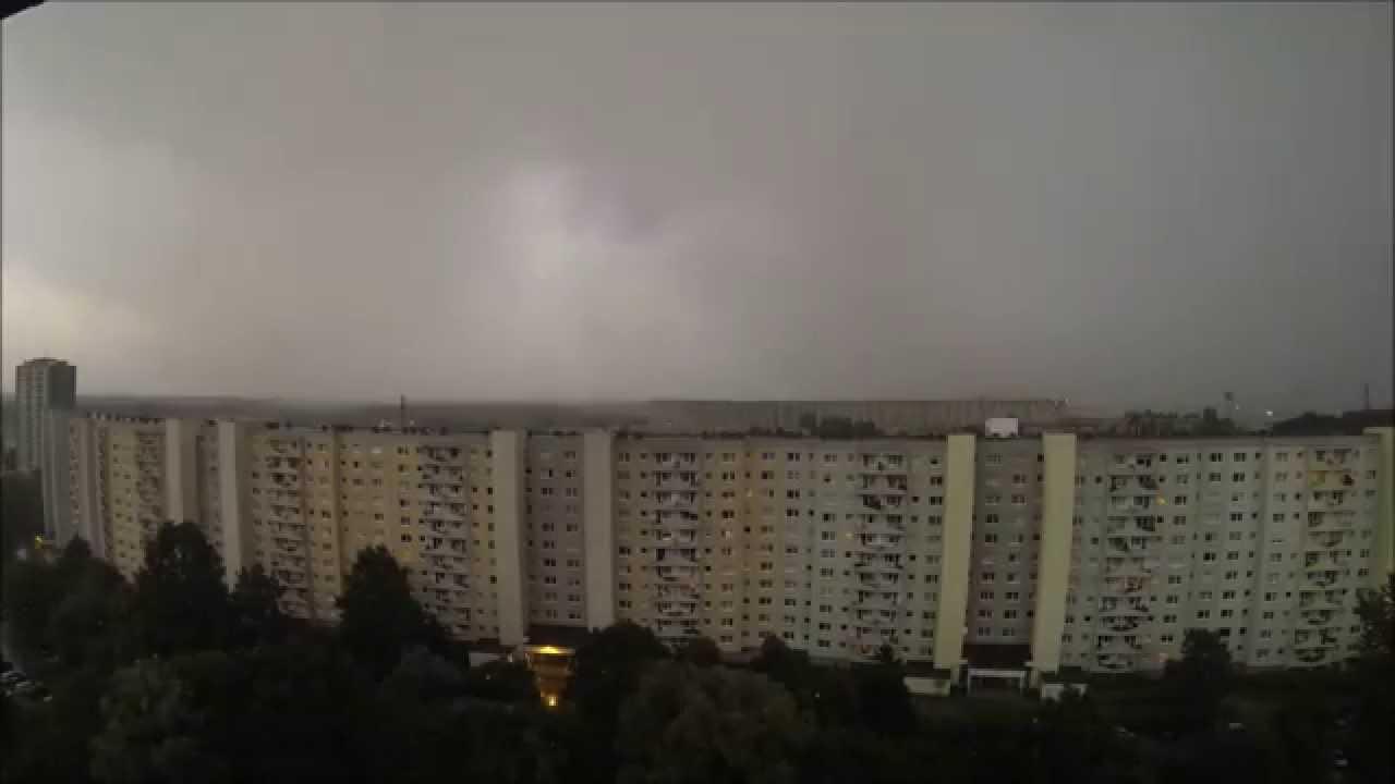 Burza Poznań Rataje Chartowo Tower