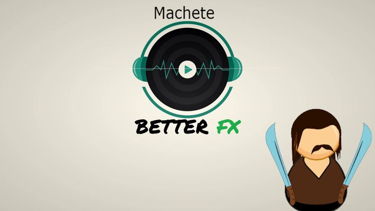 Machete (Hit, Slash, Deploy) 🎧- Sound Effect
