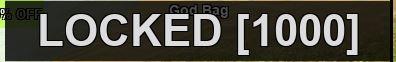 God bag?