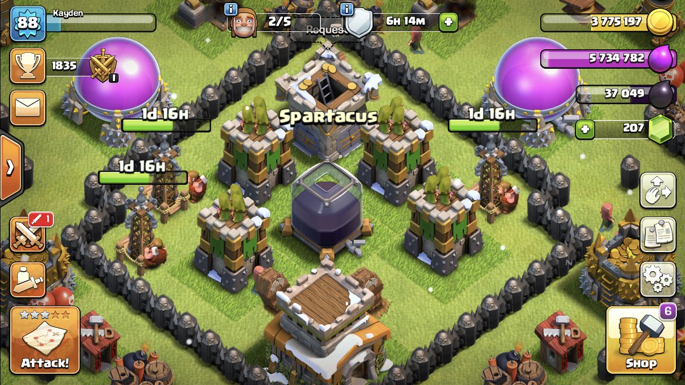 Just asking everyone honest opinion should I go to th9 with out maxing my Tesla's they are my last
