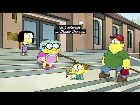 "Disney Channel's Amphibia and Big City Greens ""Next Saturday"" promo (9/6/2020)"