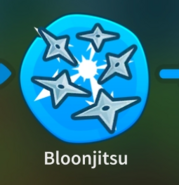 Bloonjitsu Icon BTD6