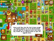 King Monkey announce farm upgrade