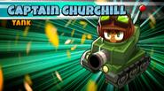 Captain Churchill