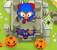 Super monkey bat