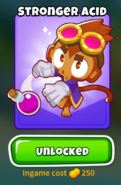 Stronger Acid BTD6