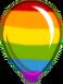 Rainbow Bloon