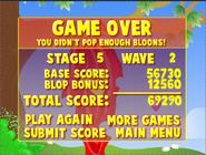 Game over bsm