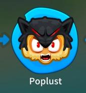 Poplust icon