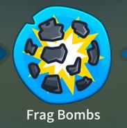 Frag Bombs Icon BTD6
