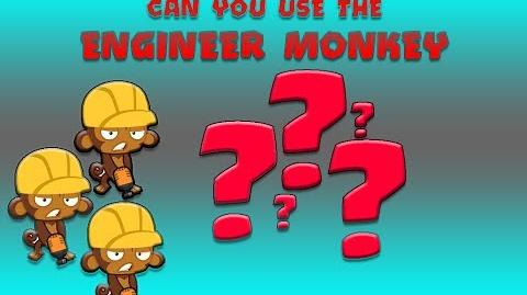 CAN YOU USE THE ENGINEER? IS THIS A GLITCH? BTD BATTLES