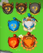 Monkey Apprentice Appearances
