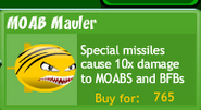 BTD4 Moab Havoc OI