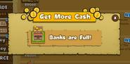 Banks full