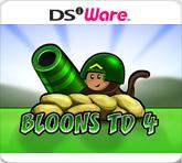 Bloons TD 4 (DSi)