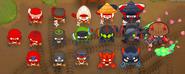 Ninja Monkey Upgrades BTD6