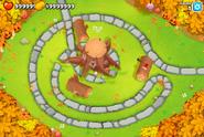 Tree Stump Halloween