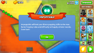 Impoppable Message