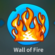 Wall of Fire Icon BTD6