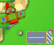 BTD5 Rapid Fire Ace or Pineapple Express Ace