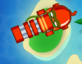 Laser Cannon in gameplay