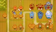 Monkey Village Upgrades BTD6
