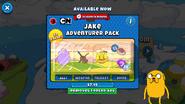Jake Adventure Starter front