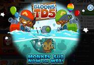MONKEY SUB ON WEB!!!