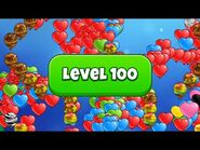 What's in Level 100 of Bloons Pop? (New Game!)